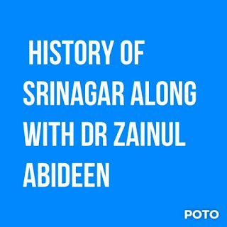 History of Srinagar, voice of kashmir