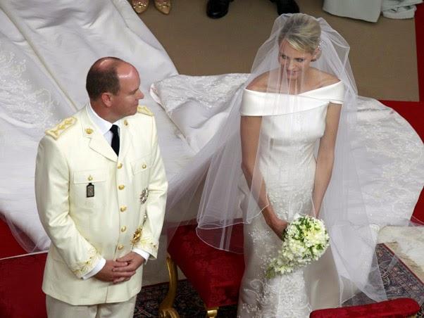 053050608 EXH00 - Casamento Real - Principe Alberto ♥ Charlene Wittstock