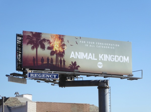 Animal Kingdom season 1 For your consideration billboard
