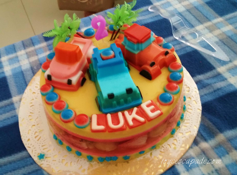Perfect Birthday Cake Themes For Boys Joy N Escapade