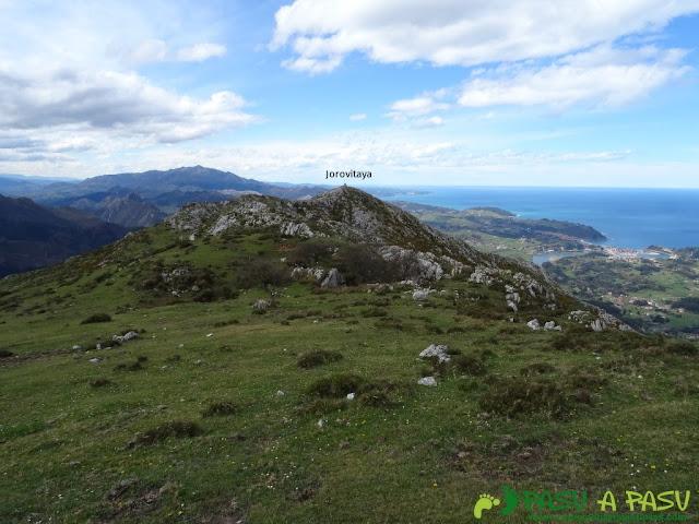 Sierra de la Cueva Negra: Camino del Jorovitaya al Alto Teyadera