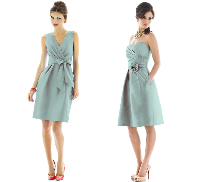 Vestido Dama de Honra - Modelos parecidos com cores iguais