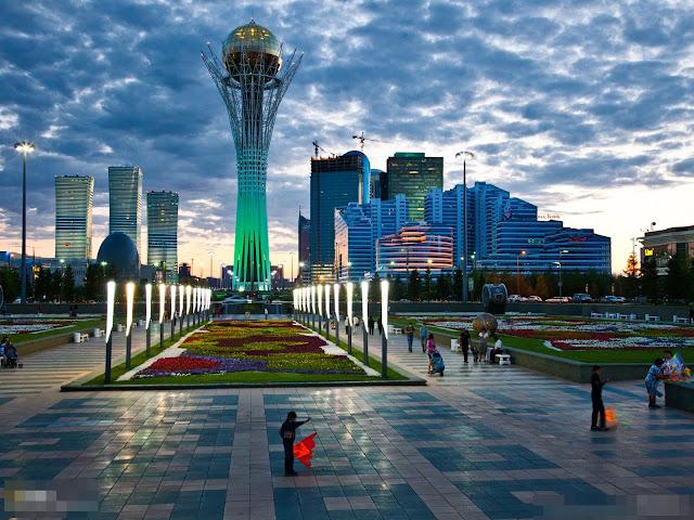 كازاخستان سياحة