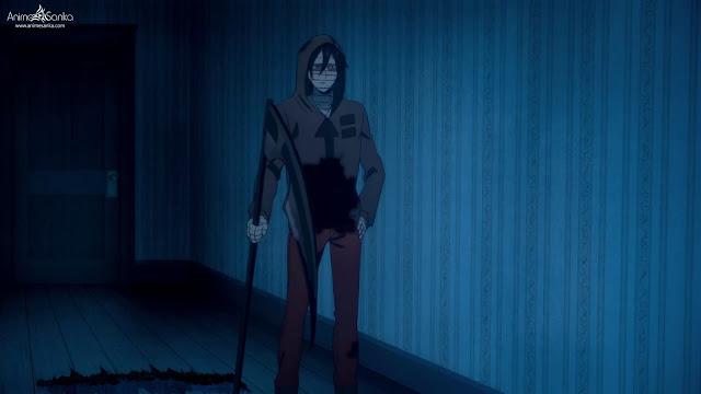 جميع حلقات انمى Satsuriku no Tenshi بلوراي BluRay مترجم أونلاين كامل تحميل و مشاهدة