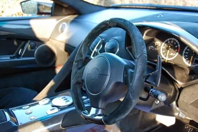 Lamborghini Murciélago Super Veloce