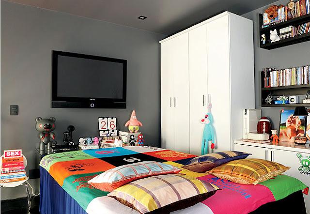 Dormitorios color gris dormitorios gris recamaras color for Dormitorios decorados en gris