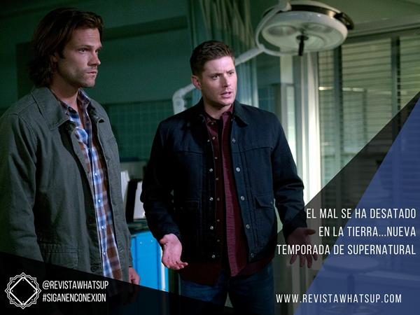 temporada -Supernatural
