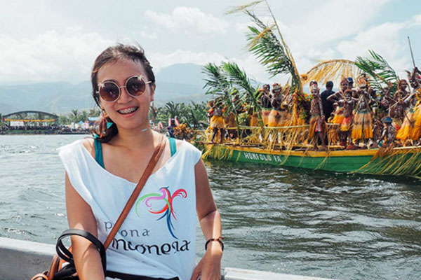 Wisata Ke Danau Sentani Papua