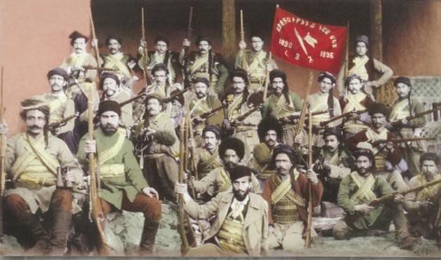 Η Αρμενική Επαναστατική Ομοσπονδία έκανε αντίποινα