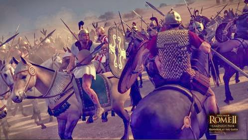 Gameplay ROME II Campaign Pack