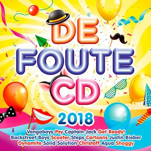 VA - De Foute CD 2018 [3 CD Set] (Mp3 Songs) [PMEDIA] - VA-Music-Hits