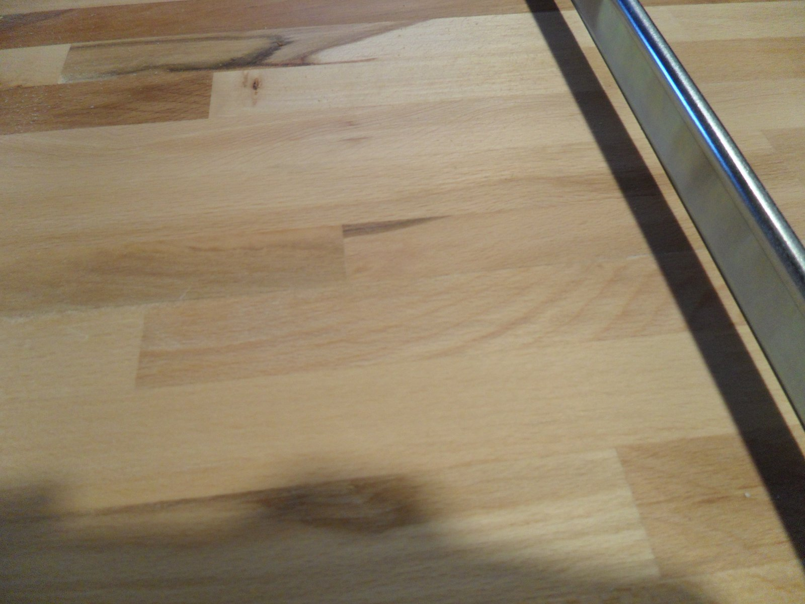 Be Vegantastic Home Edition Adventures In Diy Joining Two Ikea Numerar Butcher Blocks Into One Large Countertop
