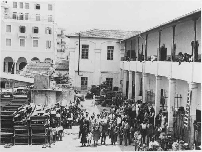 Salonikis Juden unterstützen Makedoniens Autonomie - Asiatische Griechen antworteten mit Pogrom