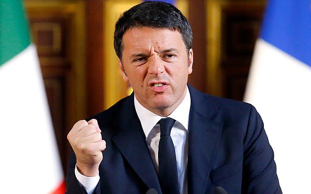 O premiê italiano, Matteo Renzi, disse que vai renunciar depois de uma dolorosa derrota no domingo em um referendo sobre propostas de reforma constitucional