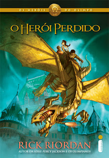 Resenha: O Heroi Perdido, de Rick Riordan. 8