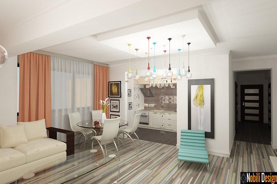 Firma design interior case apartamente - Constanta-Design Interior-Amenajari Interioare-preturi