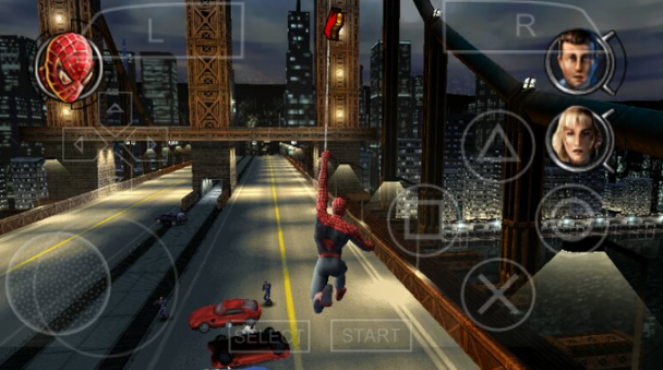 Download Spiderman 2 PPSSPP