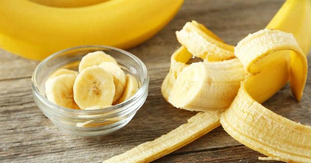 dieta da banana e agua morna