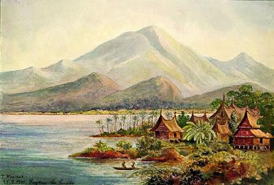 Seni lukis masa Indonesia Jelita (Mooi Indie) - berbagaireviews.com