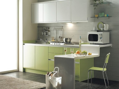 Inspirasi Kitchen Set Minimalis Yang Dapat Anda Coba