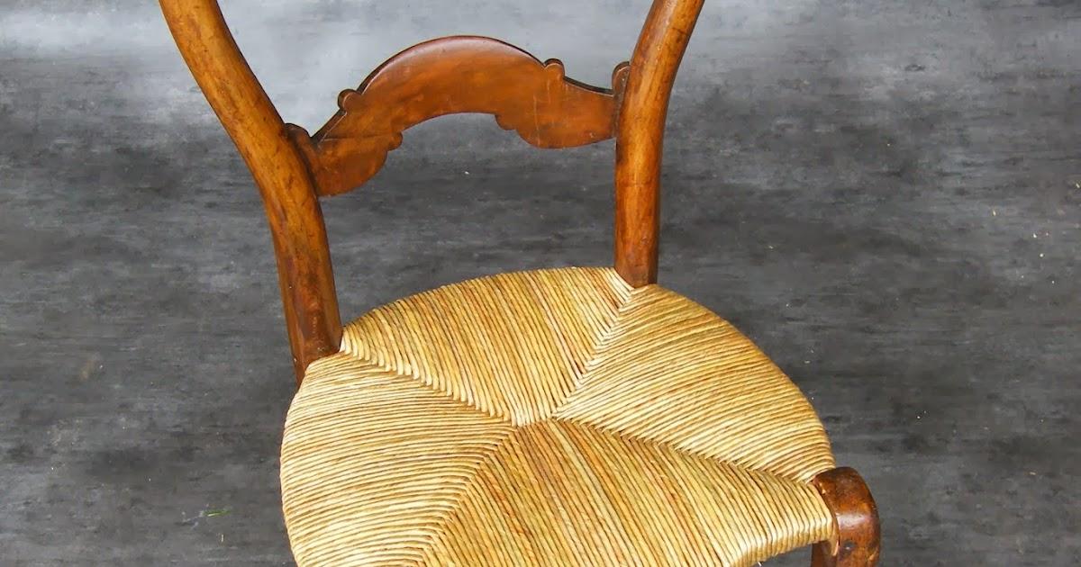 Normandie cannage chaise louis philippe paill e sur for 18 rue de la chaise