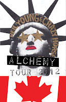 Neil Young & Crazy Horse Alchemy 2012 Tour