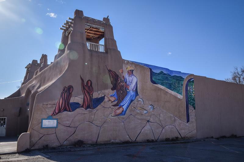 Arte en Taos