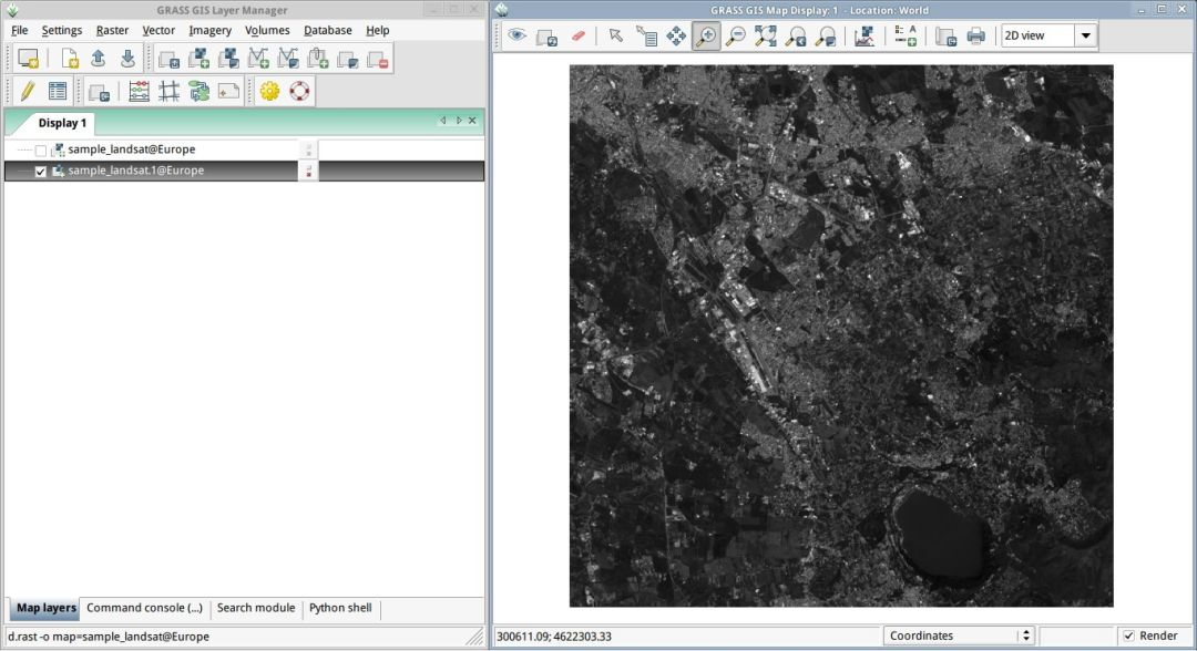 From GIS to Remote Sensing: Open Source Software for GIS and Image