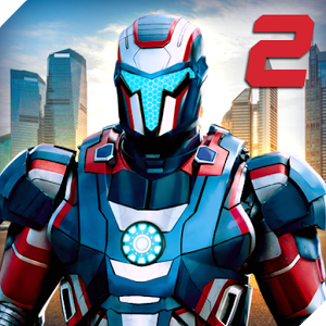 Iron Avenger 2 : No Limits | 50 MB