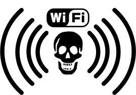 peligros en wifi publicas