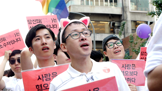 Korean LGBT parade