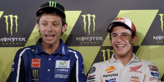 Rossi: Akhirnya, Marquez Terbukti Bisa Dikalahkan