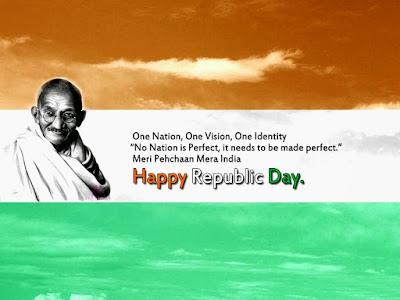 Republic Day Greetings in English