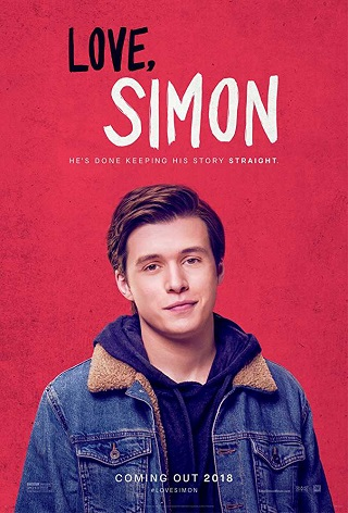 Love Simon 2018 Dual Audio Hindi 950MB 720p BluRay Download