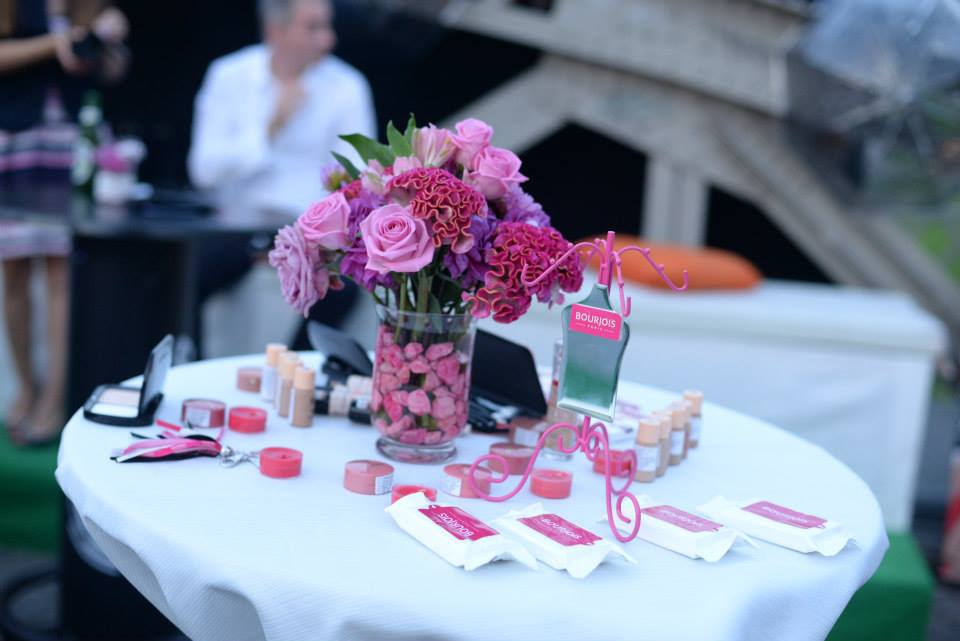 Bourjois Blogger Party 22.08.2014