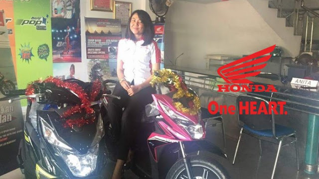 Pacific Motor 2, Kredit Motor Honda DP ringan, Proses Cepat