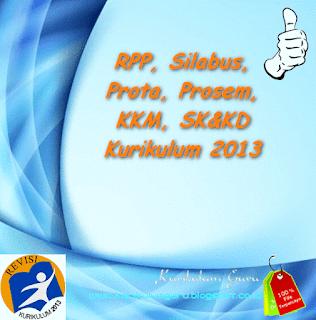 Download RPP, Silabus, Prosem, Prota, KI dan KD SMP Kurikulum 2013