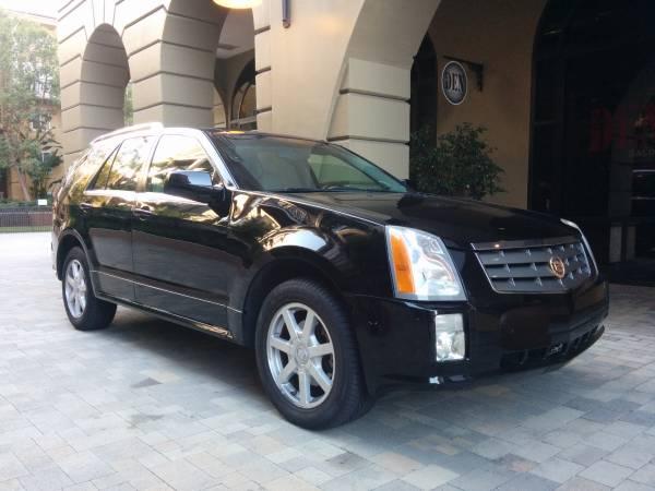 2005 Cadillac SRX Crossover