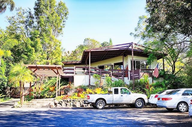 Kula Botanical Garden gift shop