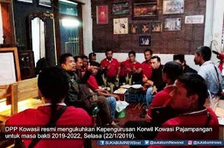 Sekurangnya 35 Insan Pers yang berada di wilayah Selatan Sukabumi hadir pada kesempatan yang dilaksanakan di salah satu tempat di wilayah Kecamatan Surade, Kabupaten Sukabumi, Selasa (22/1/2019) itu.