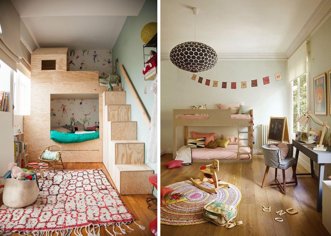 15 camas cuchetas muy originales y divertidas m s chicos - Camas infantiles originales ...