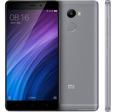 Spesifikasi Xiaomi Redmi 4   Xiaomi Redmi 4 dipacu oleh prosesor Octa-core berkecepatan 1.4 GHz Cortex-A53 yang dipadukan dengan Chipshet Qualcomm MSM8937 Snapdragon 430, sedangkan Xiaomi Redmi 4a menggunakan chipset Qualcomm MSM8917 Snapdragon 425 Quad-core berkecepatan 1.4 GHz Cortex-A53. Perbedaan kedua smartpone ini juga terletak pada GPU yang digunakan dimana Redmi 4 menggunakan Adreno 505, sedangkan Redmi 4a menggunakan Adreno 308.   Disegi utility khususnya kamera, Perangkat ini juga sangat cocok untuk Sobat gadget yang hobi akan dunia fotografi. Pasalnya, smartphone ini sudah dibekali kamera utama beresolusi 13 MP yang dilengkapi Auto focus, Geo taging, Face detection, LED Flash dan fitur lainya. Tentu akan memaksimalkan hasil jepretan Sobat gadget. Dibagian kamera sekunder atau depan, juga tidak bisa dianggap remeh. Karena ponsel ini memiliki spesifikasi kamera 5 MP yang dapat mendukung aktifitas seperti Video call, selfie, dan groupie.   sementara di bagian power suplai, smartphone asal China ini memiliki power source berkapasitas raksasa. Xiaomi menyematkan baterai Li-ion berkapasitas 4.100 mAh untuk Redmi 4 dan baterai berkapasitas 3.150 mAh untuk Redmi 4a. Khusus untuk Redmi 4, Vendor ini juga membekali smartphone andalan mereka dengan fitur Fast Charging. yang memungkinkan Sobat gadget untuk melakukan pengisian daya baterai dengan waktu lebih cepat.