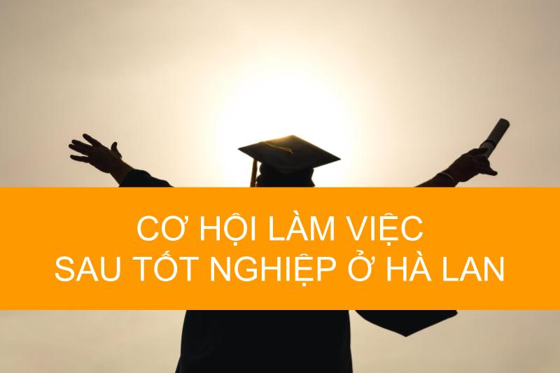 Cơ hội làm việc sau tốt nghiệp Hà Lan