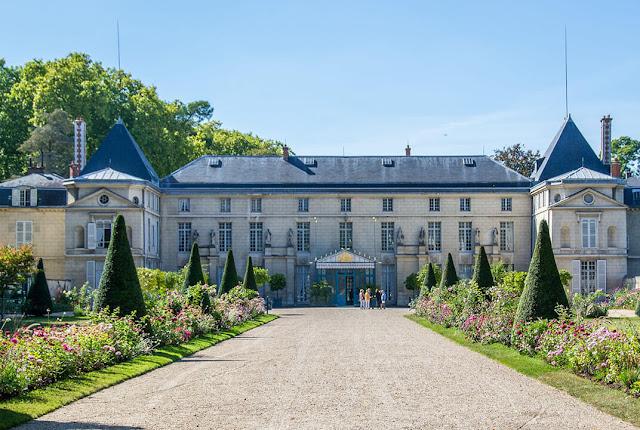 Palacios cerca de París La Malmaison
