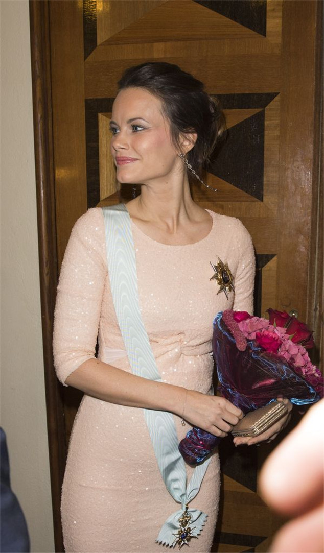 Swedish royal family confirmed the pregnancy of princess Sofia von Schweden