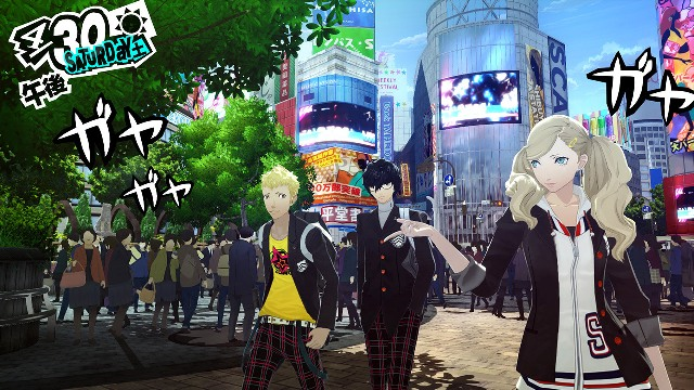 Persona 5 PC Download Gameplay