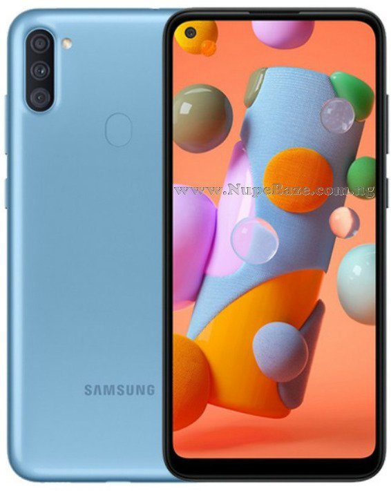 Samsung Galaxy A11 Full Specifications And Price In Nigeria