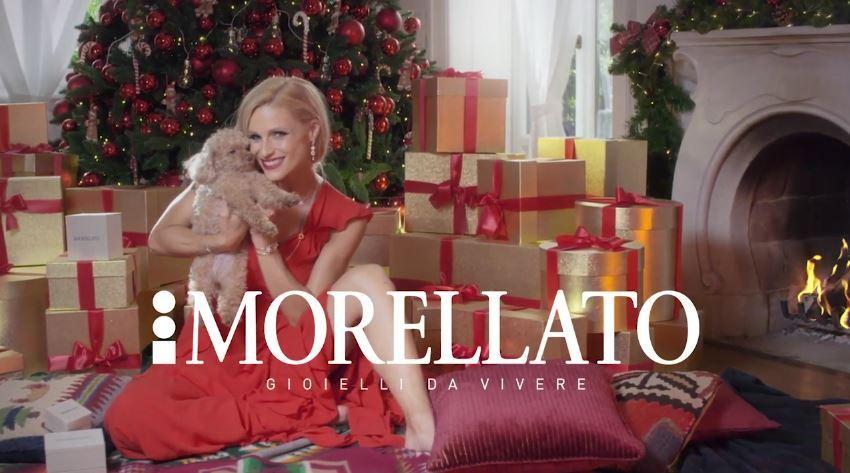 Canzone Morellato pubblicità Speciale Natale 2016 con Michelle Hunziker - Musica spot Novembre 2016