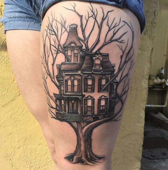 50 Meaningful Tree Tattoos Designs for Nature Lovers () of 22 by Patrick