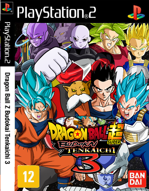 dragon ball z budokai 3 playstation 2